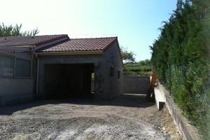 garage avant